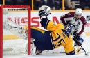 Colorado Avalanche vs. Nashville Predators Preview: Welcome Back Wilson