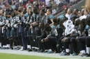 Jacksonville Jaguars apologize for national anthem demonstration