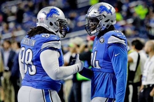 Bye week gives Detroit Lions time to mull over Khyri Thornton decision