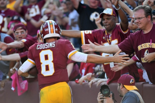 NFL Power Rankings 2017: The Redskins stay in the Top 10 after another win