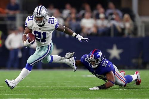 Suspended Ezekiel Elliott's attorneys cite tight NFL roster deadline