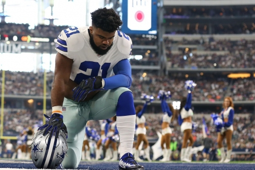 Ezekiel Elliott, NFLPA lose another motion in 5th Circuit Court, hopes ride on New York Court
