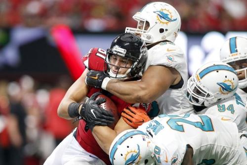 NFL Power Rankings Week 7: Dolphins start to rebound