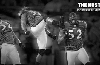 The Hustle: Baltimore Ravens All-Pro LB Ray Lewis remembers winning his first Super Bowl