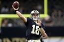 Falcons add quarterback, defensive lineman to practice squad