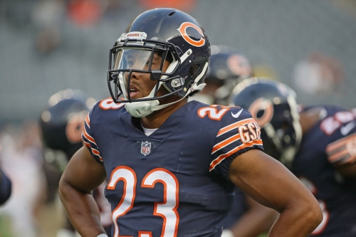 Quoth the Ravens, fly never more: Kyle Fuller's becoming a Bears centerpiece
