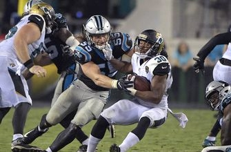 Panthers look to fill void left by injured LB Luke Kuechly