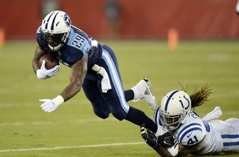 Titans hope they've rediscovered winning touch with run game