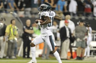 Eagles top AP Pro32 poll for 1st time