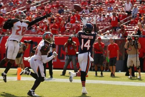 Buffalo Bills add veteran receiver Deonte Thompson