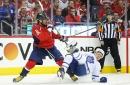 Capitals vs. Leafs Second Period Thread