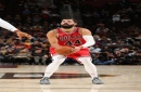 Bulls' Mirotic injured in fight with Portis at practice The Associated Press