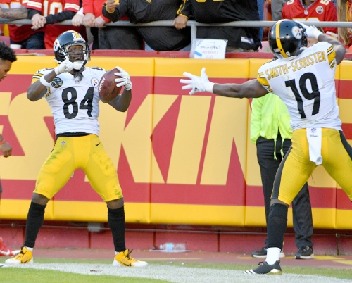 NFL power rankings: Steelers rise up, Chiefs still No. 1 for now
