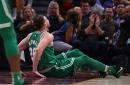 Celtics star Hayward breaks ankle vs. Cavs The Associated Press