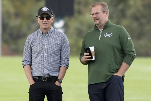 Jets' new boss is loving this non-tank