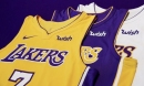 """Miller: Like you, Lakers weren't sure what """"Wish"""" on their jerseys meant, either"""