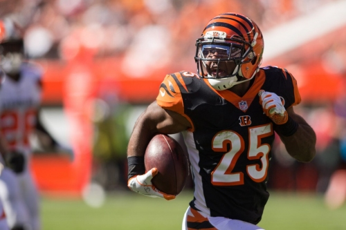 Fantasy Football 2017 waiver wire: Best pickups for week seven of NFL action