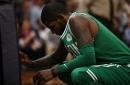 So, a game happened... Celtics' comeback falls short, Cavs win 102-99