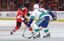 Ottawa Senators Lose to Vancouver Canucks 3-0 in Erik Karlsson's Return