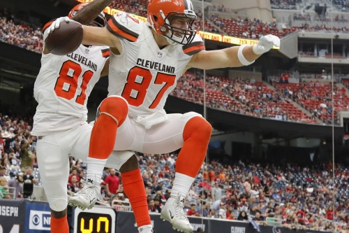 Cleveland Browns Podcast - Next Up On The DBN Network: Ez Does It 10/17/17