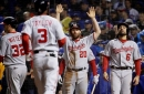 Washington Nationals' center fielder Michael A. Taylor has big breakout season in 2017...