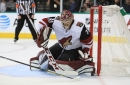 Hill shines bright in 3-1 loss to Stars