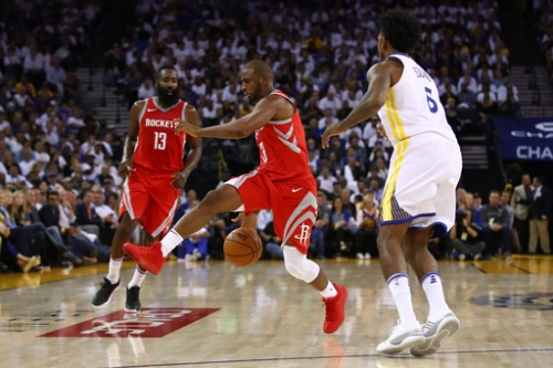 Rockets rally to spoil defending champion Warriors return The Associated Press