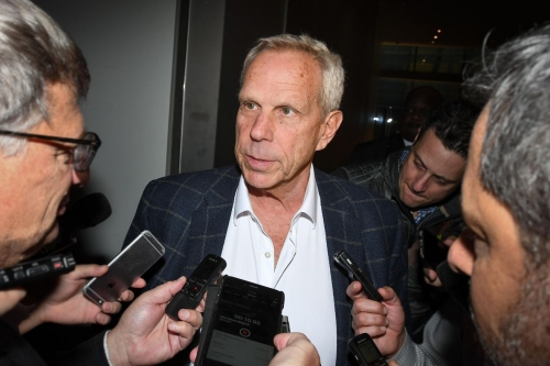 """Giants' Steve Tisch: Giving up play-calling """"right thing"""" for Ben McAdoo"""