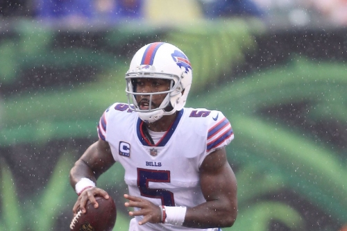 Tyrod Taylor, Buffalo Bills could break out in fantasy football against Buccaneers