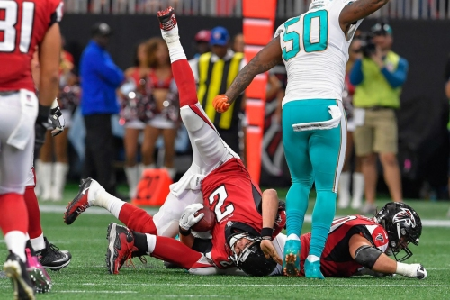 What Happened Here? Week 6, Atlanta Falcons Edition