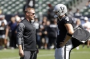 Beleaguered Raiders' O-coordinator Todd Downing ignores the critics