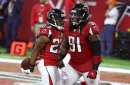 Falcons will get Mohamed Sanu, Courtney Upshaw back in practice today
