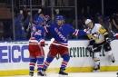 Rangers Vs Penguins: Not Good Enough