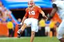 Chomping at Bits: Florida punter Johnny Townsend earns midseason All-American honors