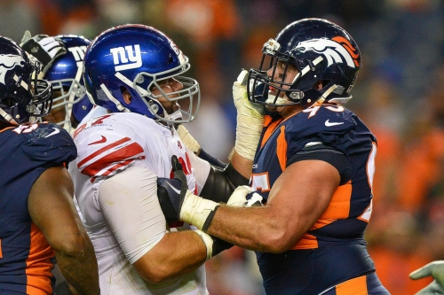 Broncos Power Rankings Around the Web: Week 7