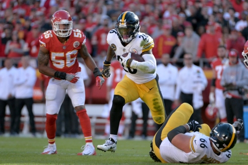 Steelers RB Le'Veon Bell named AFC Offensive Player of the Week