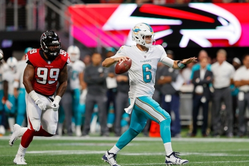 Falcons vs. Dolphins snap counts: Priorities and wide receivers