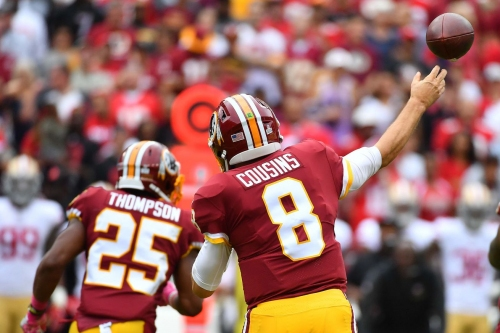 After the Whistle: Kirk Cousins and Chris Thompson Creating Must-See Television