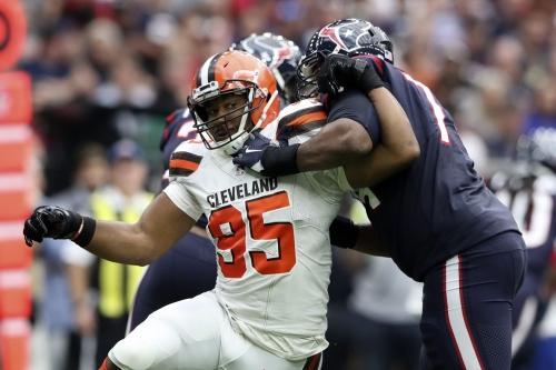 Film Room: Browns vs. Texans, Part 2 - This Myles Garrett kid can play