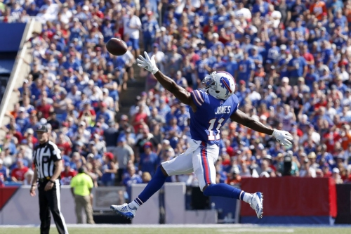 Buffalo Bills wide receivers are historically bad