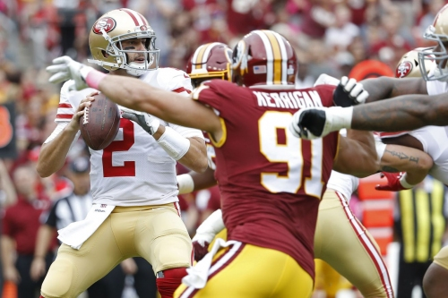 Why the 2nd quarter of the Redskins season is the biggest of the four