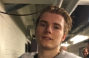 Lias Anderson speaks with BlueshirtBanter about camp and the return to Frölunda