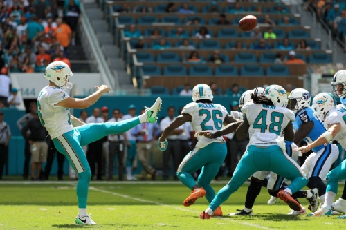 Miami Dolphins Rookie Report for Week Six
