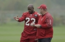 Cardinals RB Adrian Peterson back in London as star man