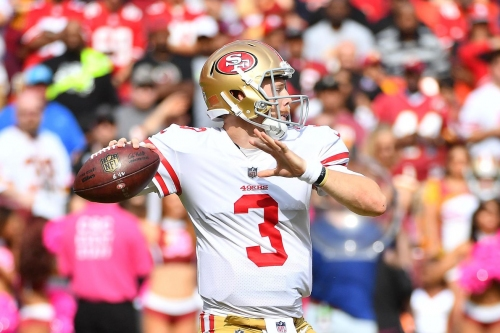 Cowboys @ 49ers: Sizing up the San Francisco offense against the Dallas defense