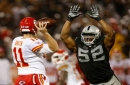 Raiders podcast: Can they stop the Chiefs?