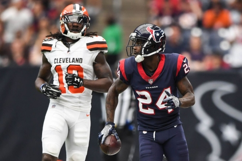 Johnathan Joseph Wins AFC Defensive Player Of The Week