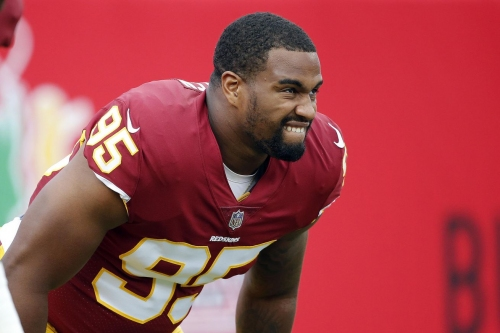 Report: Jonathan Allen out for the season with Lisfranc injury