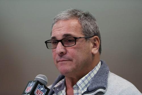 The Carolina Panthers should have fired Dave Gettleman sooner