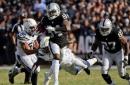 Carr, Raiders seek to halt losing skid